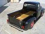 1956 FORD F-100 CUSTOM PICKUP - Rear 3/4 - 109273