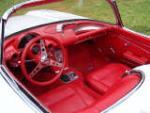 1962 CHEVROLET CORVETTE CUSTOM CONVERTIBLE - Interior - 112565