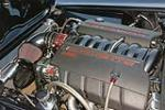 1967 CHEVROLET CORVETTE CUSTOM COUPE - Engine - 112566