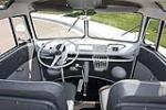 1963 VOLKSWAGEN 21 WINDOW CUSTOM DELUXE BUS - Interior - 112578