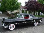 1956 OLDSMOBILE SUPER 88 CONVERTIBLE - Side Profile - 112605