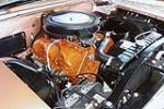 1960 CHEVROLET BEL AIR 2 DOOR SEDAN - Engine - 112610