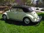 1964 VOLKSWAGEN BEETLE CUSTOM CONVERTIBLE - Side Profile - 112614
