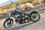 2007 CUSTOM MF13 NUB MOTORCYCLE - Front 3/4 - 112621