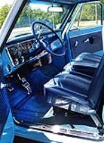 1969 CHEVROLET C-10 PICKUP - Interior - 112632