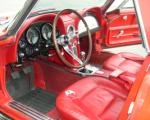 1965 CHEVROLET CORVETTE ROADSTER - Interior - 112643