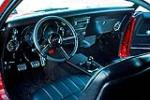 1968 PONTIAC FIREBIRD CUSTOM 2 DOOR COUPE - Interior - 112657