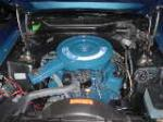 1972 FORD MUSTANG MACH 1 2 DOOR COUPE - Engine - 112659
