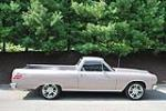 1965 CHEVROLET EL CAMINO SS CUSTOM PICKUP - Side Profile - 112673