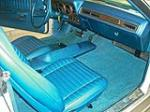 1972 PLYMOUTH ROAD RUNNER 2 DOOR HARDTOP - Interior - 112697