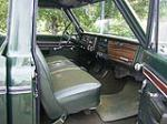 1970 CHEVROLET C-10 FLEETSIDE SHORTBOX PICKUP - Interior - 112751