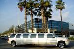 2004 CADILLAC ESCALADE LIMOUSINE - Side Profile - 112774