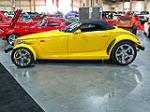 2000 PLYMOUTH PROWLER CONVERTIBLE - Side Profile - 112775