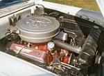 1957 FORD FAIRLANE 500 RETRACTABLE - Engine - 112777