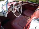 1954 CHEVROLET CORVETTE CONVERTIBLE - Interior - 112806