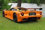 2009 MOSLER RAPTOR GTR PROTOTYPE COUPE - Rear 3/4 - 112808
