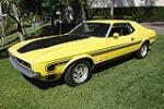 1971 FORD MUSTANG COUPE - Front 3/4 - 112817