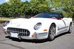 1998 CHEVROLET CORVETTE 50TH COMMEMORATIVE EDITION - Front 3/4 - 112838