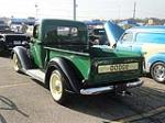 1936 DODGE PICKUP - Rear 3/4 - 112845