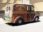 1947 DIVCO CUSTOM TRUCK - Rear 3/4 - 112846