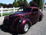 1937 LINCOLN ZEPHYR CUSTOM ROADSTER - Front 3/4 - 112876
