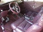 1937 LINCOLN ZEPHYR CUSTOM ROADSTER - Interior - 112876