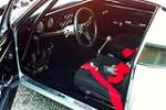 1967 CHEVROLET CAMARO CUSTOM 2 DOOR COUPE - Interior - 112892