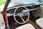 1966 FORD MUSTANG 2 DOOR COUPE - Interior - 112895