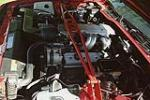 1990 PONTIAC FIREBIRD TRANS AM GTA COUPE - Engine - 112897