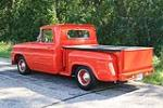 1963 CHEVROLET CUSTOM PICKUP - Rear 3/4 - 112898