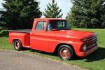 1963 CHEVROLET CUSTOM PICKUP - Side Profile - 112898