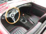 1956 AUSTIN-HEALEY BN2 CONVERTIBLE - Interior - 112905