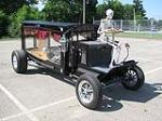 2011 CHEVROLET CUSTOM HOT ROD HEARSE - Front 3/4 - 112941