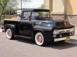 1956 FORD F-100 PICKUP - Front 3/4 - 112956