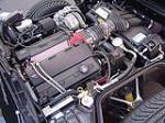 1996 CHEVROLET CORVETTE COLLECTORS EDITION COUPE - Engine - 112967