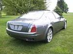 2007 MASERATI QUATTRO PORTE 4 DOOR SEDAN SPORT GT - Rear 3/4 - 113054