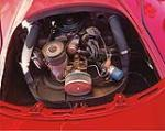 1967 VOLKSWAGEN BEETLE 2 DOOR SEDAN - Engine - 113077