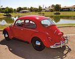 1967 VOLKSWAGEN BEETLE 2 DOOR SEDAN - Rear 3/4 - 113077
