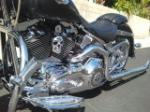2005 HARLEY-DAVIDSON SOFTAIL CUSTOM MOTORCYCLE - Engine - 113086