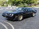 1981 PONTIAC FIREBIRD TRANS AM COUPE - Front 3/4 - 113091
