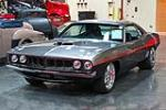 1971 PLYMOUTH CUDA CUSTOM 2 DOOR HARDTOP - Front 3/4 - 113131