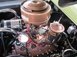 1951 FORD CUSTOM CONVERTIBLE - Engine - 113204