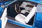 1970 FORD MUSTANG MACH 1 FASTBACK - Interior - 113377