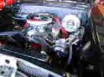 1966 CHEVROLET CHEVELLE CUSTOM CONVERTIBLE - Engine - 113383