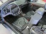 1997 MERCEDES-BENZ SL500 CONVERTIBLE - Interior - 113392