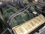 1989 AM GENERAL M35A2C CUSTOM MILITARY CARGO TRUCK - Engine - 113415