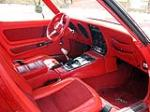 1972 CHEVROLET CORVETTE 2 DOOR COUPE - Interior - 113434