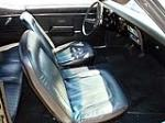 1968 CHEVROLET CAMARO CUSTOM 2 DOOR COUPE - Interior - 113442