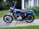 1979 TRIUMPH SPECIAL FLAT TRACKER MOTORCYCLE - Front 3/4 - 113446