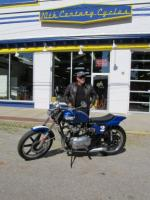 1979 TRIUMPH SPECIAL FLAT TRACKER MOTORCYCLE - Interior - 113446